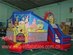 Combo Spongbob Jumping Castle