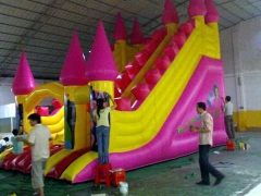 Slide Tower rosa