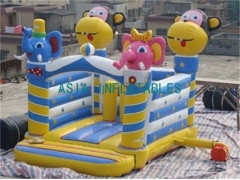 Little Elephants Jumping Castle