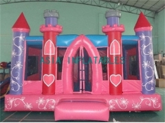Pink Bounce House dell'era glaciale