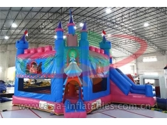 Ultimate Inflatable Cinderella Bouncy Castle For Event