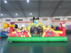 Gonfiabile Mickey Park Learning Club Bouncer House produttori