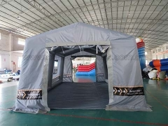 Customized Airtight Inflatable Military Tent,Paintball Field Bunkers & Air Bunkers