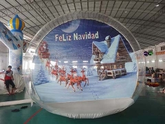 Perfect Design Bubble Tent Gonfiabile Snow Globe per scattare foto in Prezzo di fabbrica