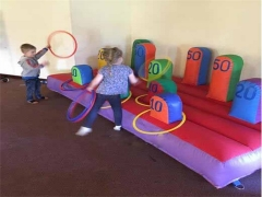 Gonfiabile Ring Toss Game
