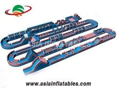 New Arrival Inflatable Assault Obstacle Courses For Party And Event