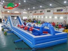 inflatable obstacle course 5k
