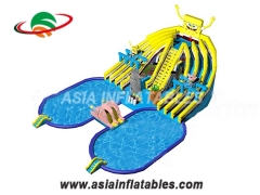 Inflatable Sponge Baby Water Park